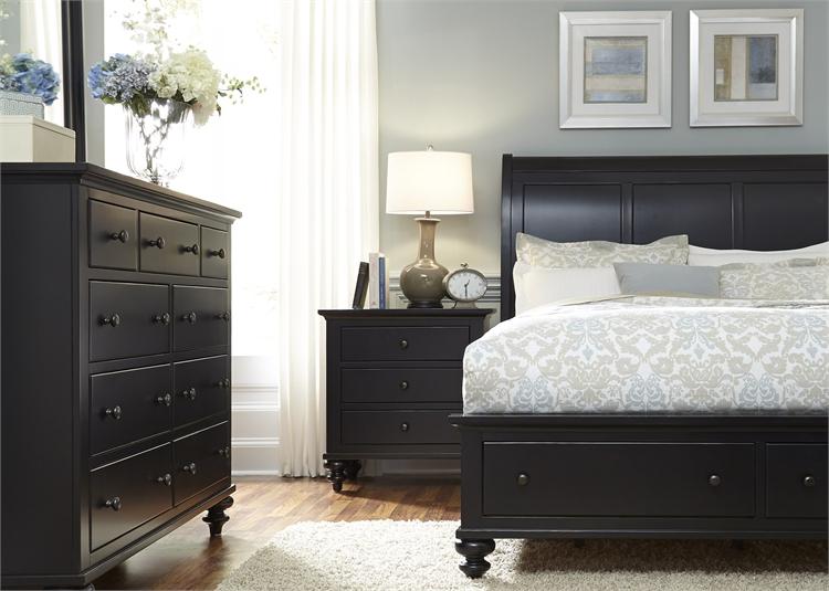 Hamilton III Bedroom (441-BR) - Furniture Store Bangor ... - photo#28