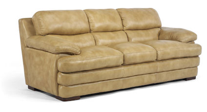 Dylan Leather Sofa Furniture Store Bangor Maine Living