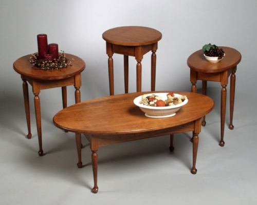 Spoonfoot Table Collection