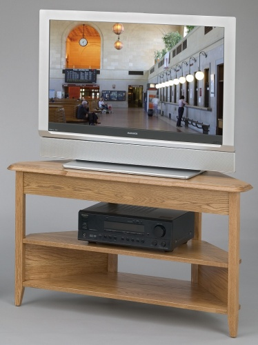 The 7154, the 44 Corner TV Stand
