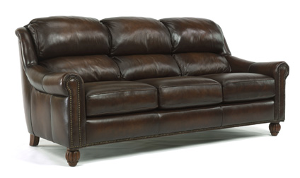 Wayne Leather Sofa