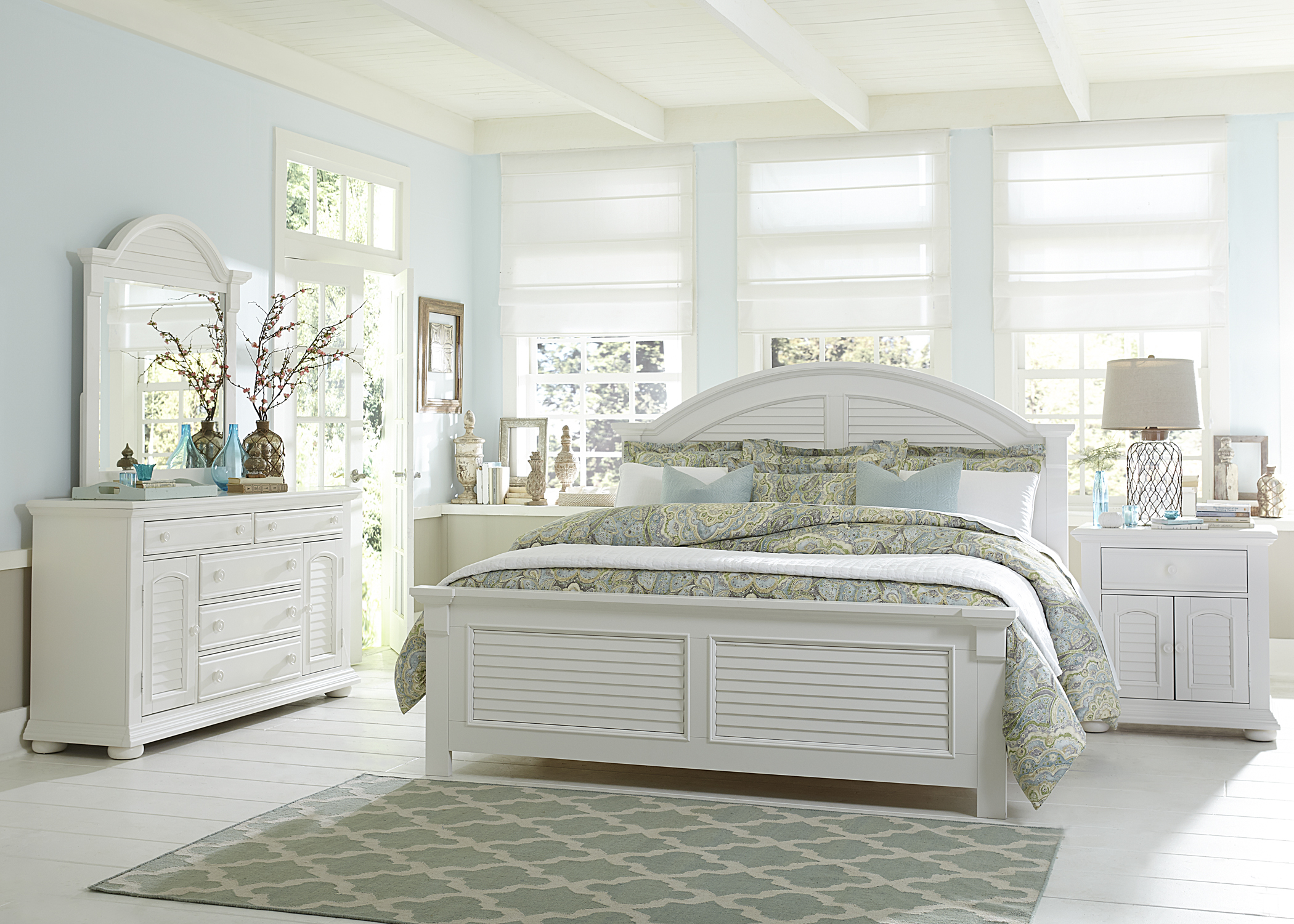 Summer House I Bedroom 607 Br Furniture Store Bangor