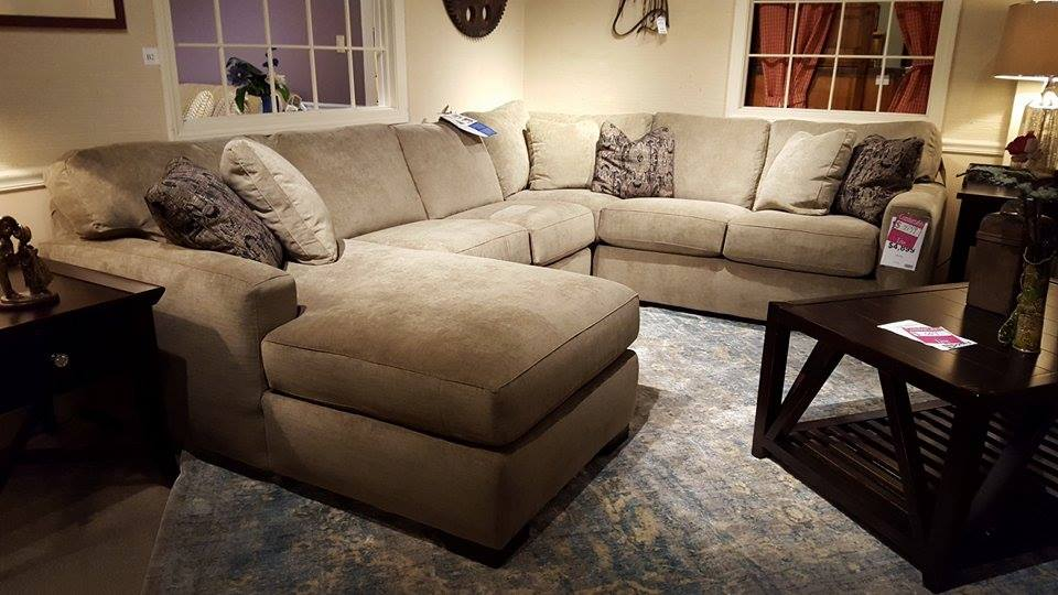 Flexsteel Bryant Sectional - Furniture Store Bangor, Maine ... - photo#16