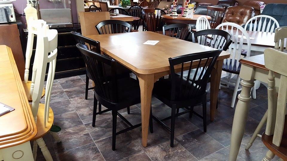 Candler Dining 223 Cd Furniture Store Bangor Maine Living Room Dining Room Bedroom Sets