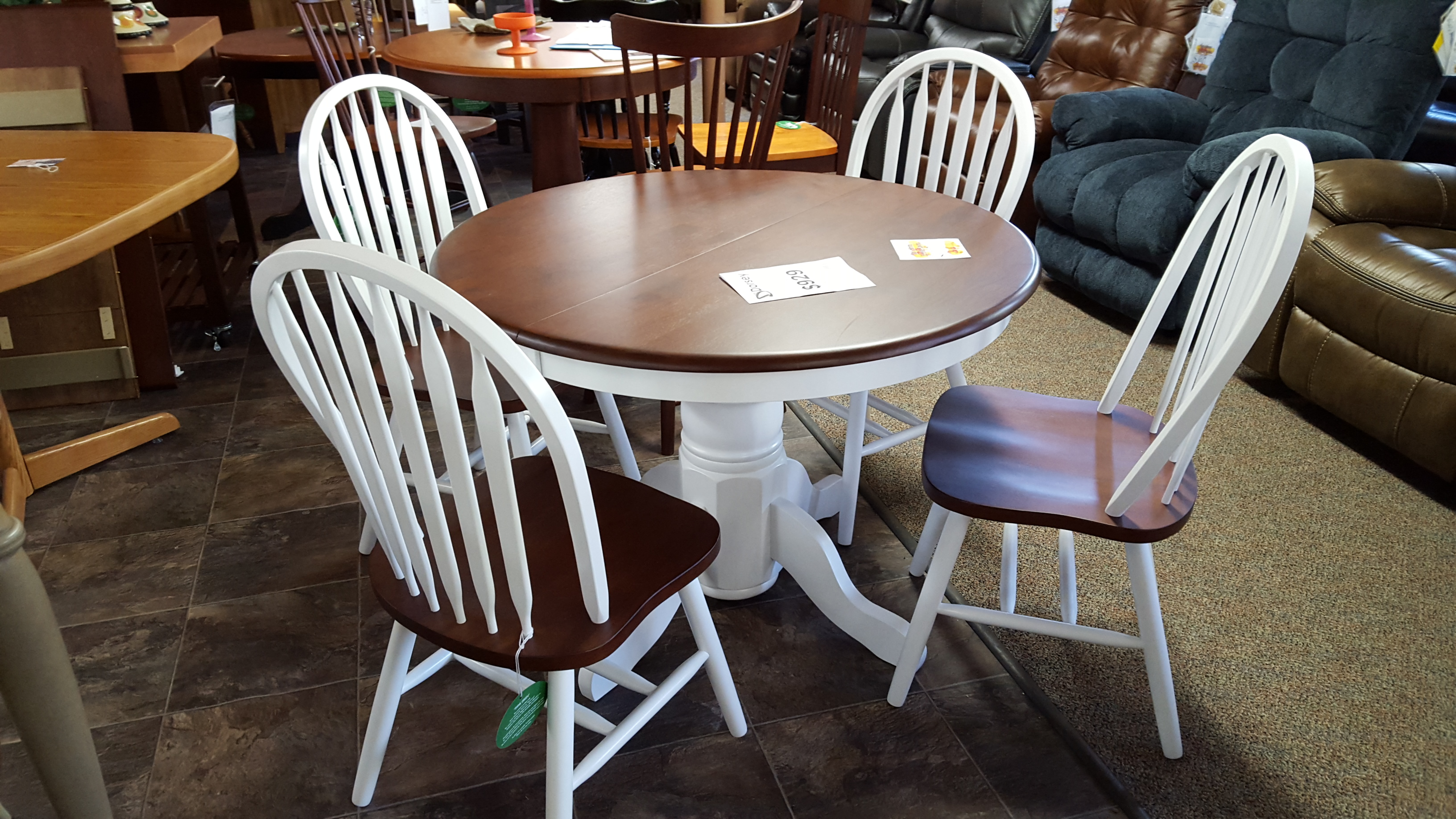 Sensational Wc4260Ped Table With Wcj5300 Chairs Furniture Store Bangor Beutiful Home Inspiration Ommitmahrainfo