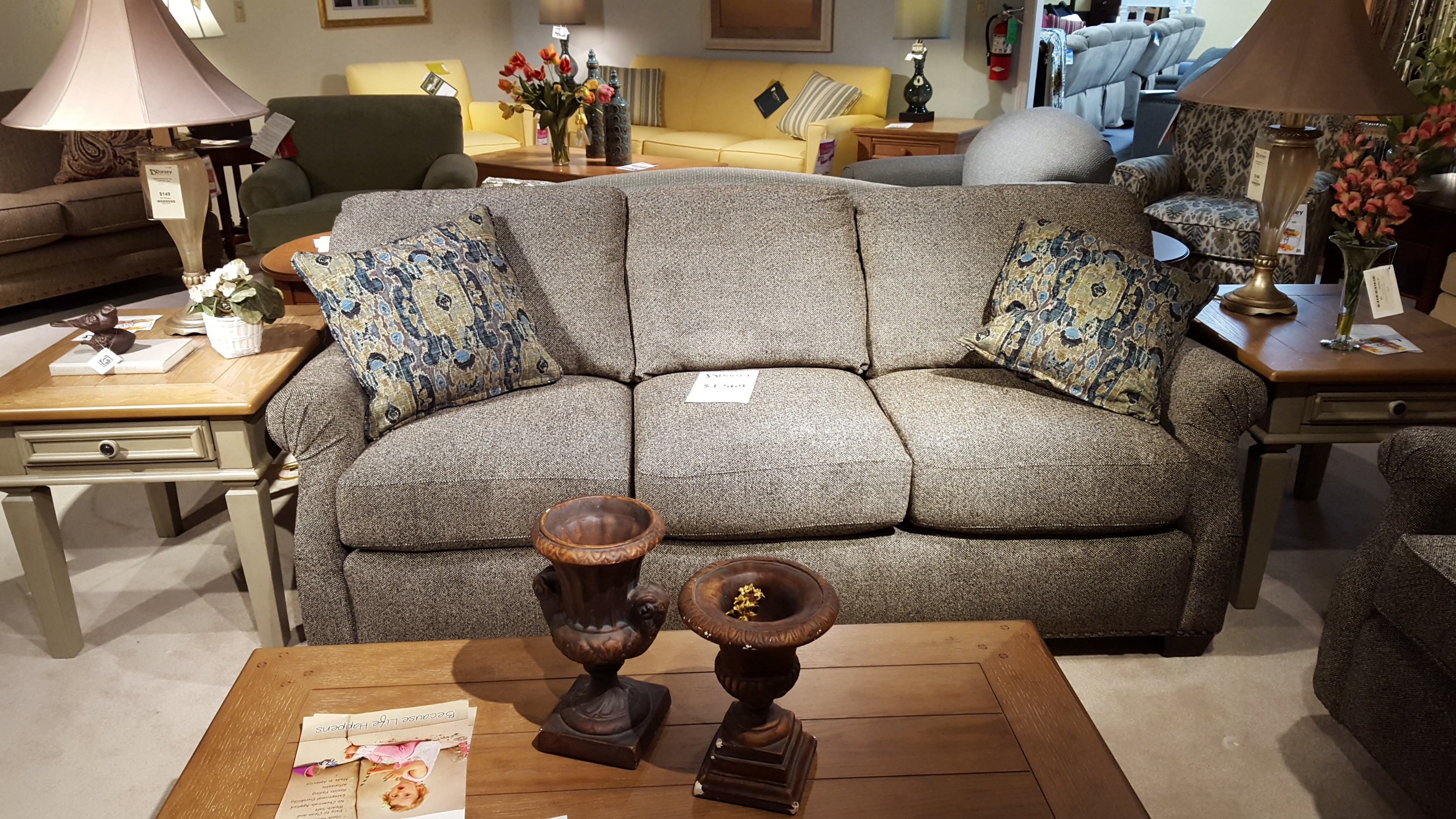 Flexsteel Richland 5703 set - Furniture Store Bangor ... - photo#4