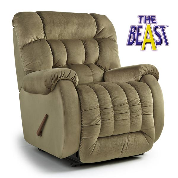 Best Chair 9b14 Rake Beast Large Heavy Duty Recliner