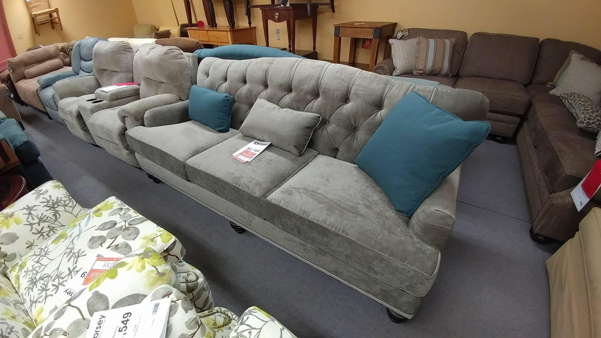 Craftmaster Paula Dean P744950bd Sofa Set Clearance